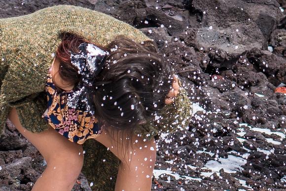 Snow, Mauna Loa, Hawaii, Big Island, Oahu Family Photographer