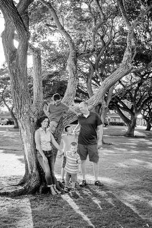 Wheeler, Family Photographer, Oahu Family Photographer, Military, Brothers, Park
