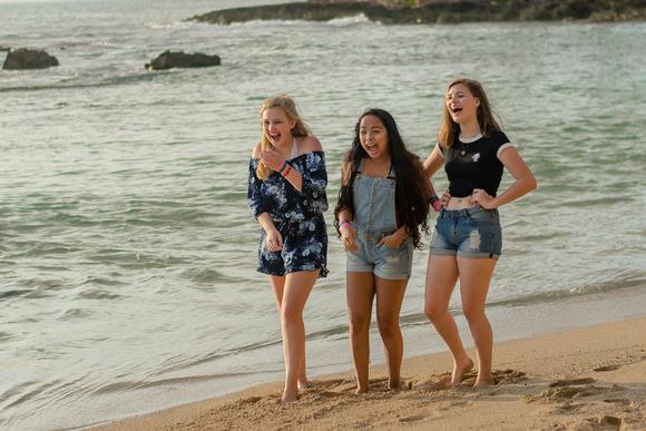 Hawaii Photographer, Oahu Photographer, Sweet Sixteen Session, Hawaii Portrait Photographer, Oahu Portrait photographer, Family Photographer Oahu, Beach Photos