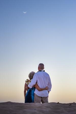 Couples, Hawaii, Oahu, Photographer, moon,